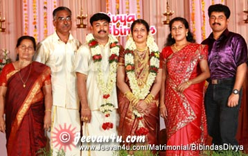 Bipin Divya Wedding Gallery Dominics College Auditorium